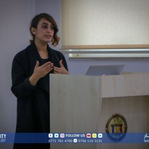 "Graduation Project ""Discrepancy in the Official and Black Market Currency Exchange Rate in KRI"""